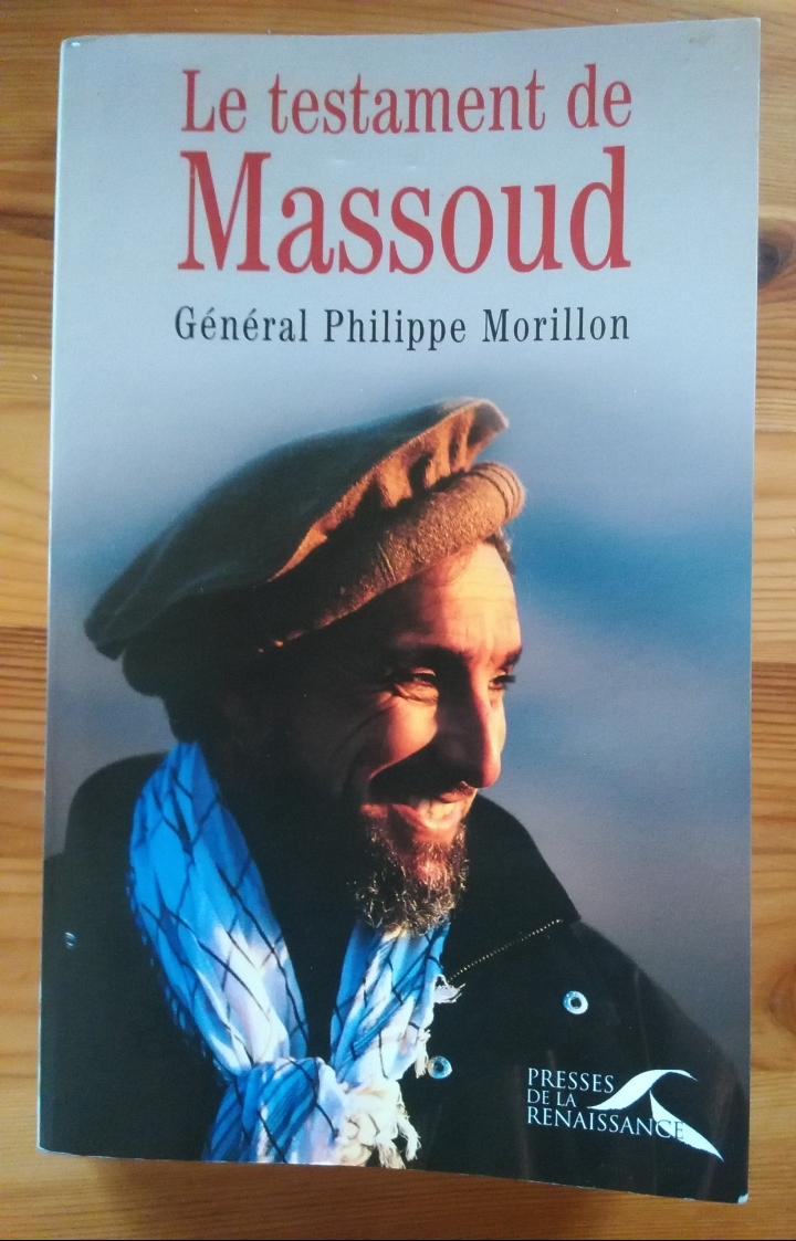 Massoud l'insoumis