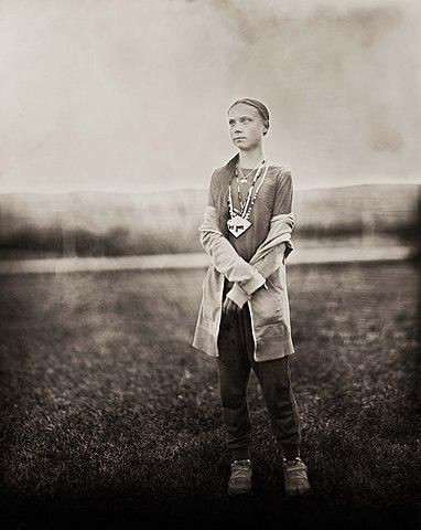 Greta Thunberg®, avatar du capitalismevert